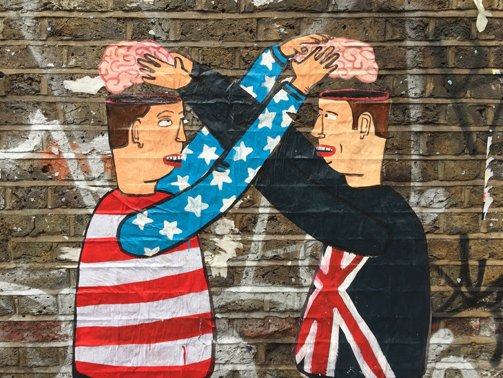 Americans in London: a fun quiz