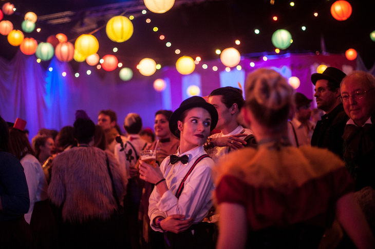 Reviewed: Moulin Rouge from @secretcinema