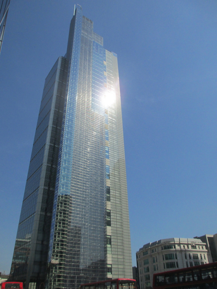Tallest Building In Camden London