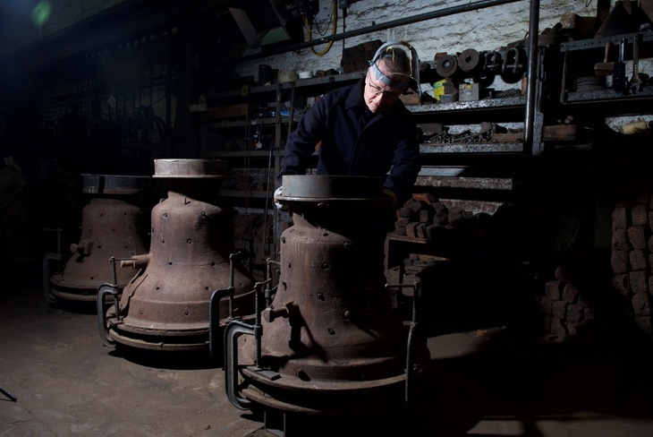 Museum of London commissions London's last bell