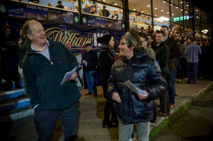 Gone To The Dogs: Farewell Plough Lane