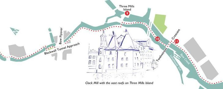 This Walk Has Got Canals, Mills And The Big Breakfast House
