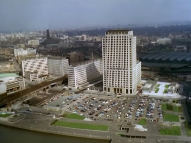 Step back in time to the London offices of 1963