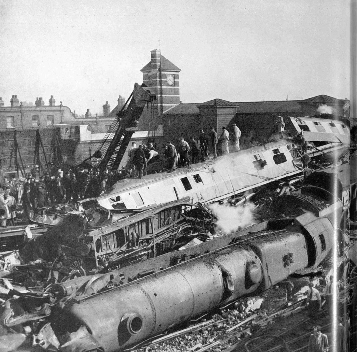 The tragedy of one of the UK's worst ever rail crashes, in Harrow