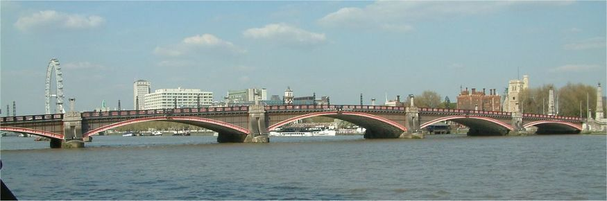 9 things you might not know about Lambeth Bridge
