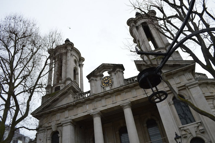 London Churches That Are Now Something Else