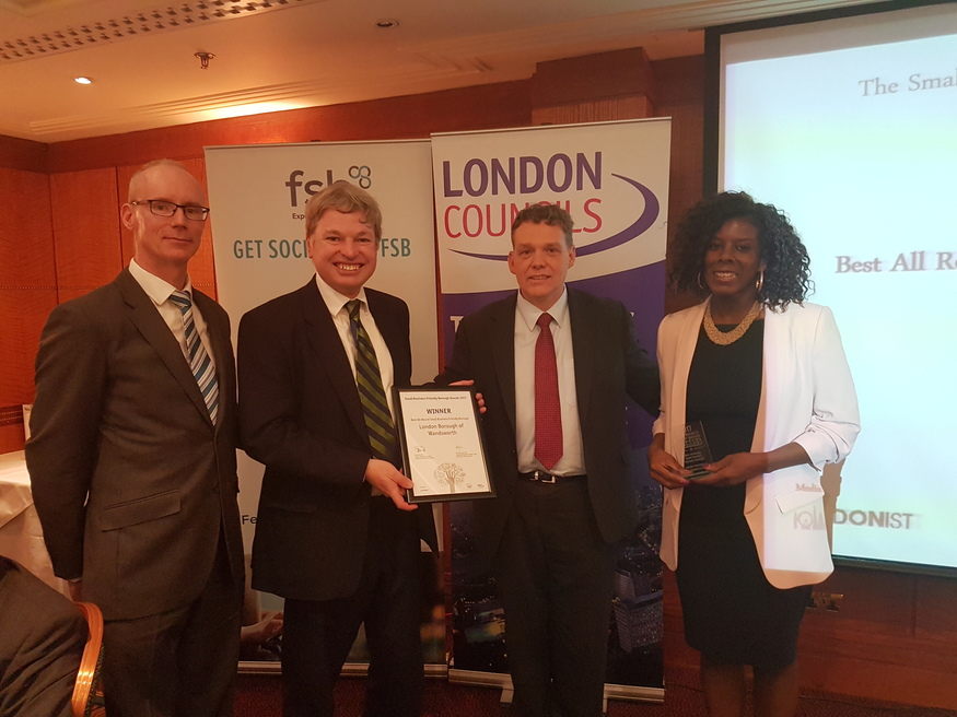 Wandsworth Crowned Best Place In London For Small Businesses