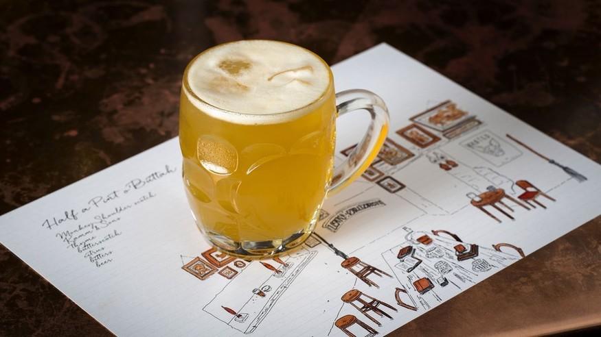 London's Best Beer Cocktails