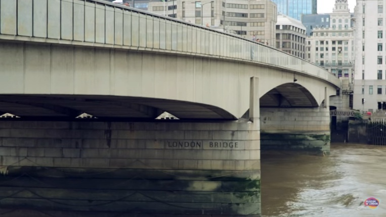 Why we shouldn't take the modern London Bridge for franted