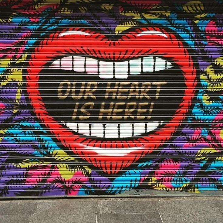 Photos of Brixton Looking Beautiful