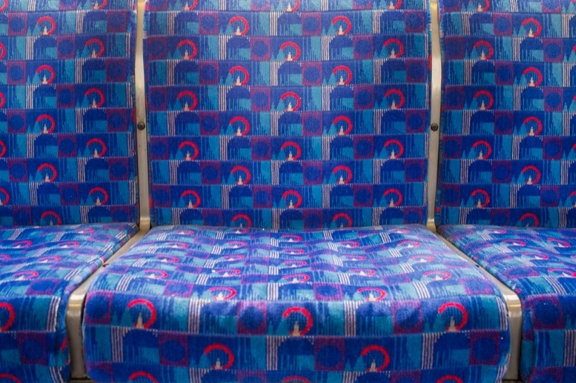 We've Reviewed All The Seat Patterns On The Tube
