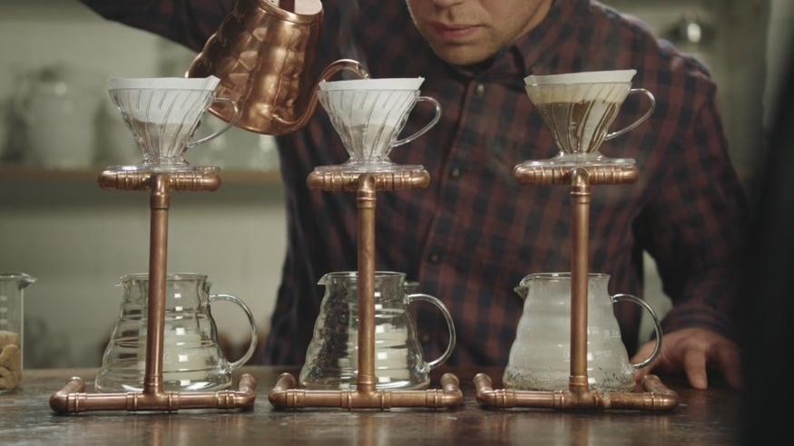 Video: McDonald's spoofs hipster coffee shops