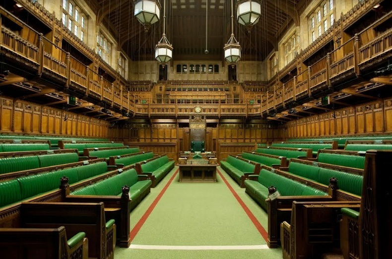 House Of Lords London Tour