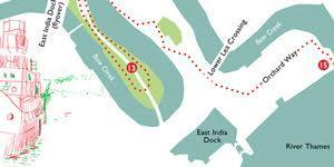 Try This Weekend Walk: From The River Lea To The Thames