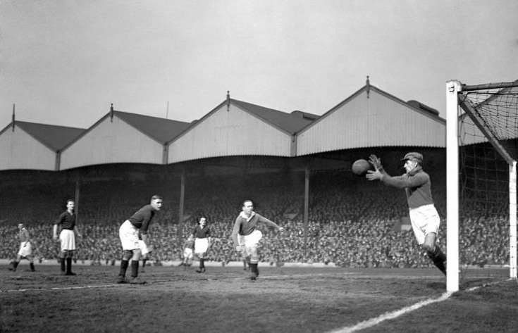 Look Back: London's Lost Football Stadiums