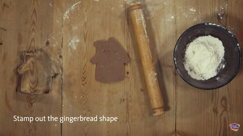 Video: Making 17th-century inspired gingerbread