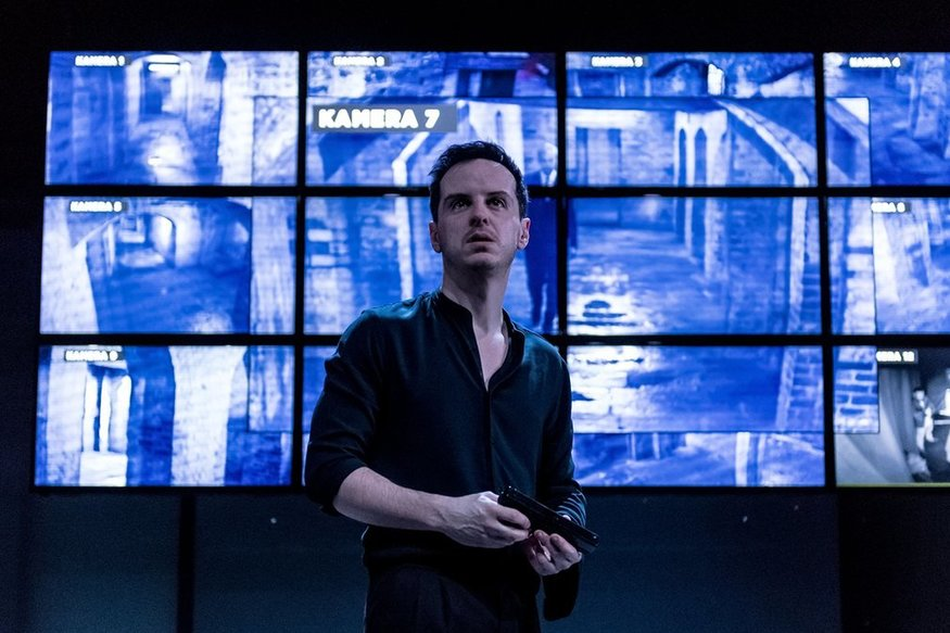 Andrew Scott Is Vulnerable And Charming As Hamlet at The Almeida