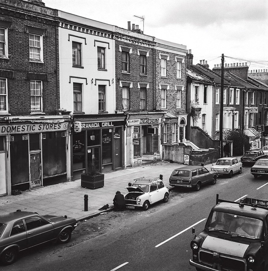See How Times Have Changed In These Photos Of Dalston From The 80s