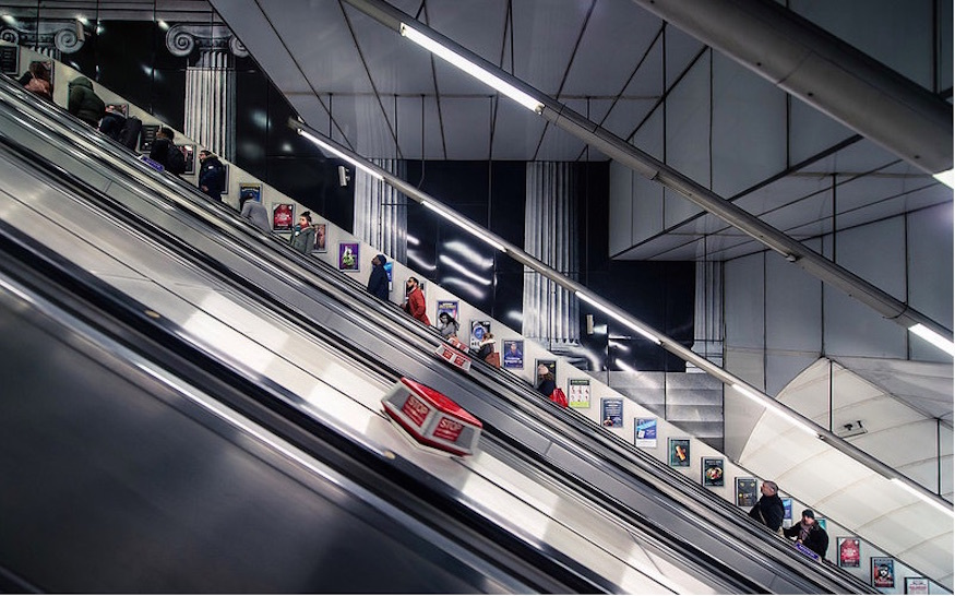 The Results Of The Holborn Standing-Only Escalator Trial Are In
