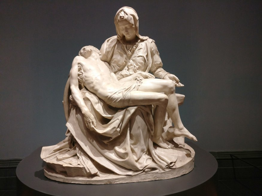 Michelangelo Proves His Brilliance In This New Exhibition