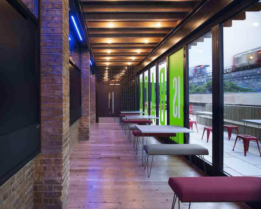 Inside The Bush Theatre's new £4.3m revamp