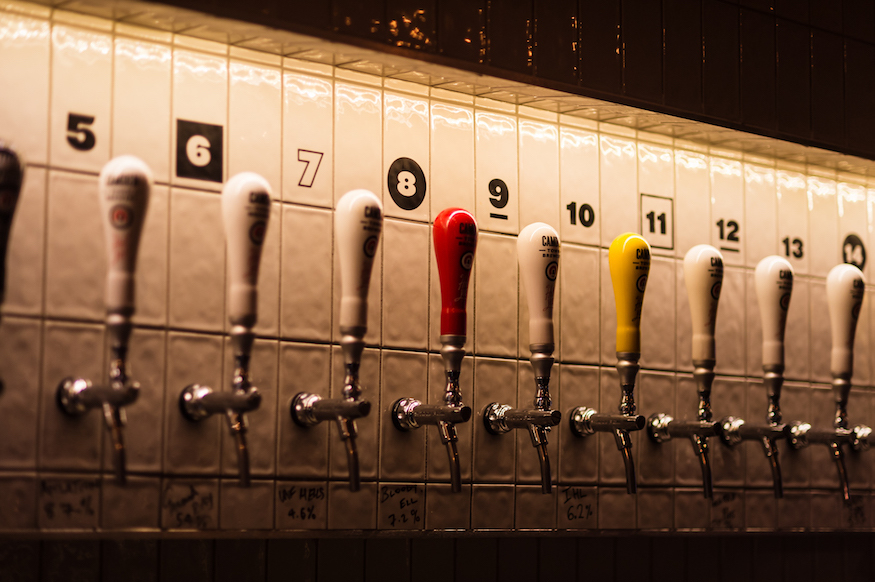 Where To Drink Beer In London In March 2017