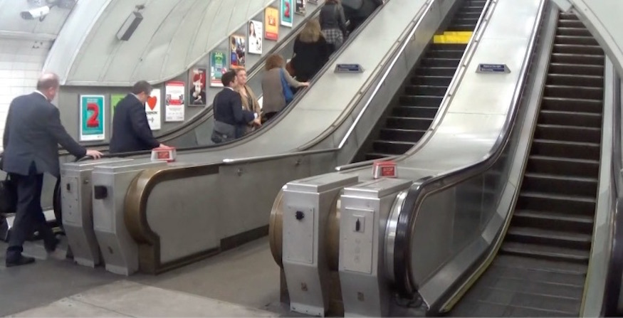 Video: Which Is The Longest Escalator On The Tube?
