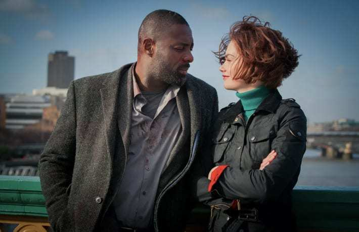 Luther is one of the best London-set TV shows on Netflix