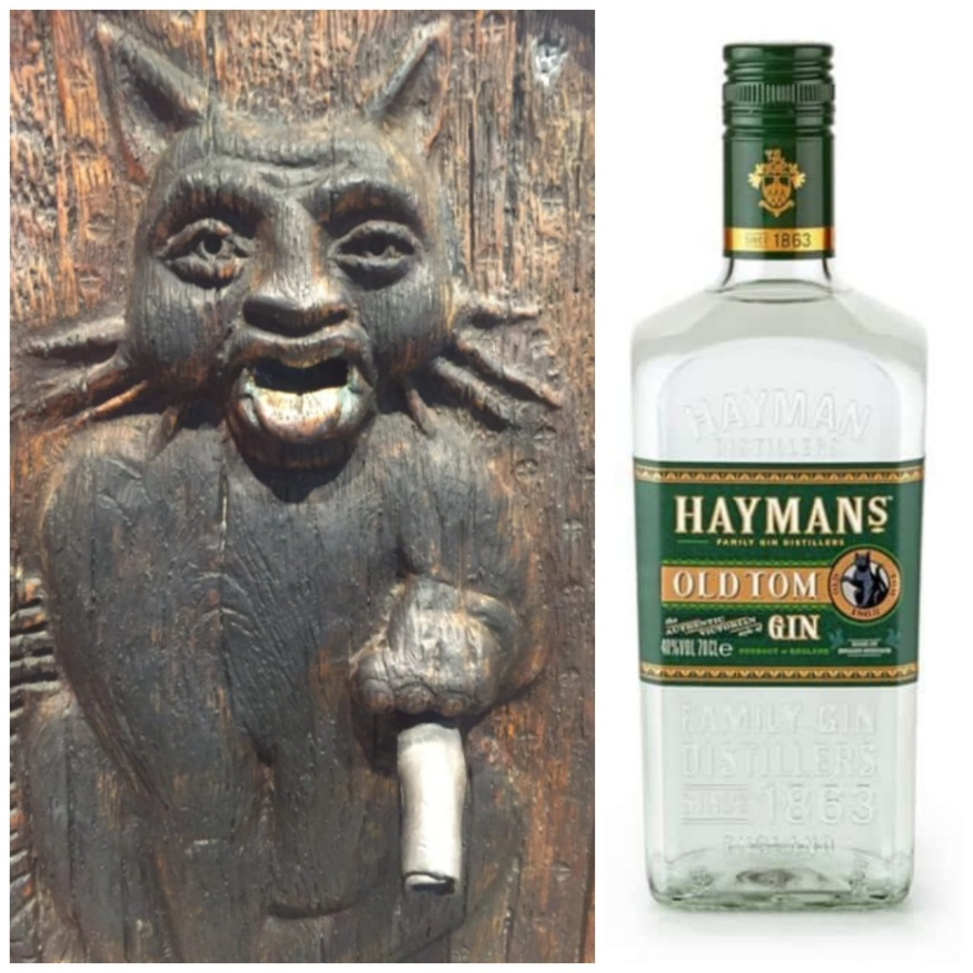 We Should Bring Gin Cats Back To The Streets Of London
