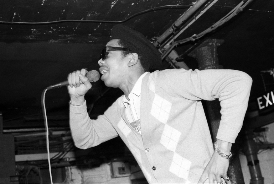 This exhibition explores 100 years of black sound in Britain