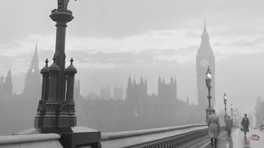 The London smog that killed 4,000 in five days