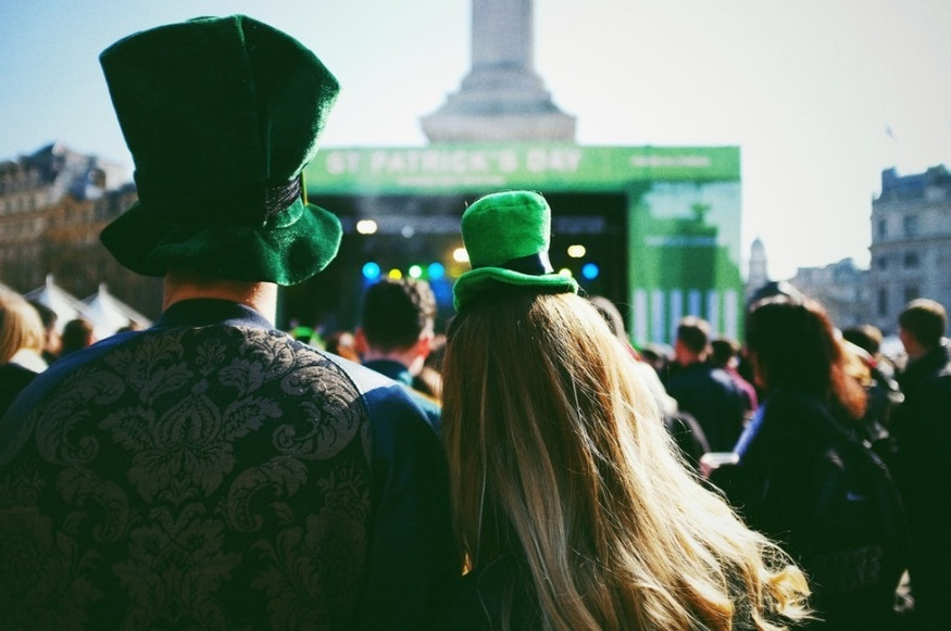 Everything You Need To Know About London's Most Epic St Patrick's Day