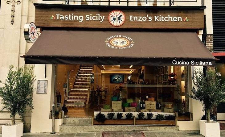 Sicilian Restaurant Panton Street