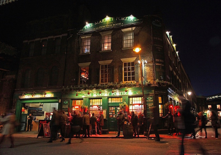 9 Things You Probably Didn't Know About Borough Market