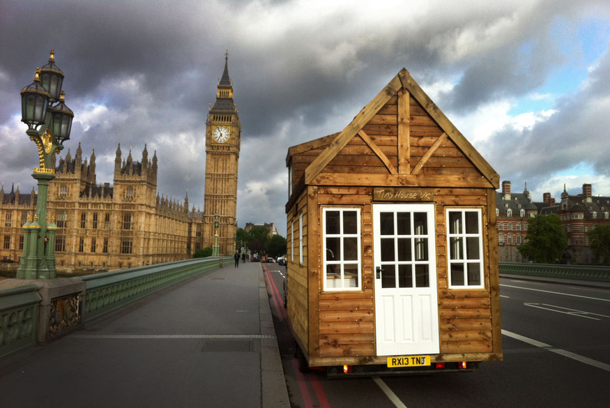 Housing Crisis: Would You Buy A Micro Home?