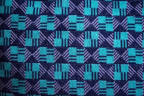 All The Tube Moquette Patterns: Bitchily Critiqued