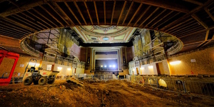 'Lost' Victorian Theatre To Emerge After 80 Years