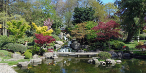 Why Is There A Japanese Kyoto Garden In Holland Park?