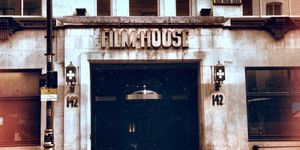 When Wardour Street Was 'Film Row'