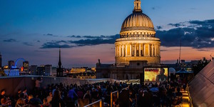 A Guide To London's 2017 Outdoor Cinema Events