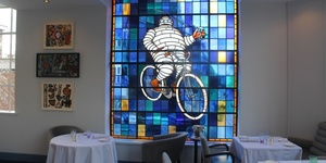 This Restaurant Is Dedicated To The Michelin Man
