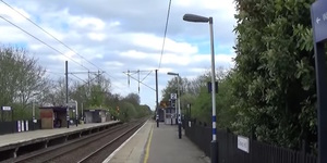 Video: Crews Hill - One Of London's Least Used Railway Stations