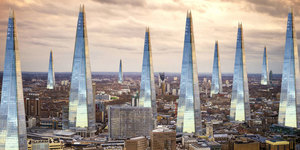 Is This What London Will Look Like In 2117?