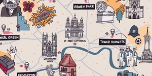 An Interactive Map Of London's Magnificent Seven Cemeteries