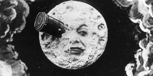 Londoners On The Moon
