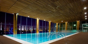 The Pool Where You Feel Like You're Swimming In The Thames