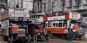In Photos: London In The 1920s
