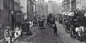 In Photos: London In 1900