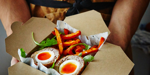 London's Best Scotch Eggs