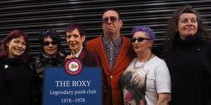 New Plaque For Punk's London Birthplace